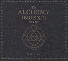 Thrice - The Alchemy Index - Vols I & II - The Fire and The Water
